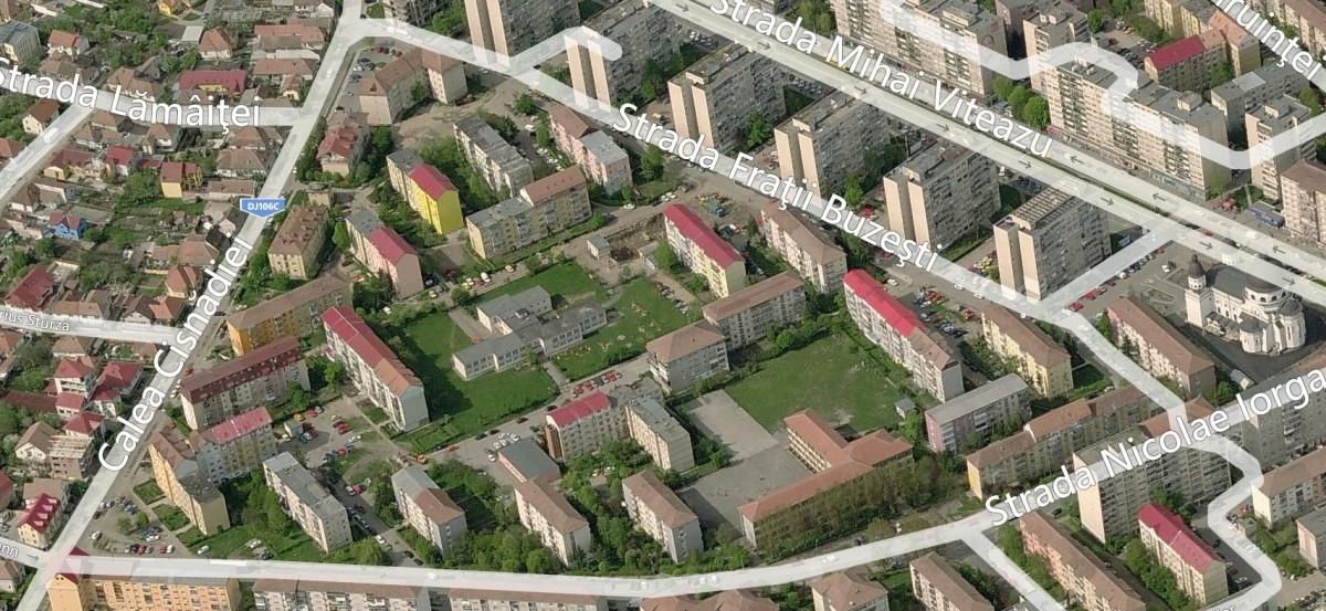 Primăria plănuiește noi lucrări de șase milioane de lei în cartierul Hipodrom