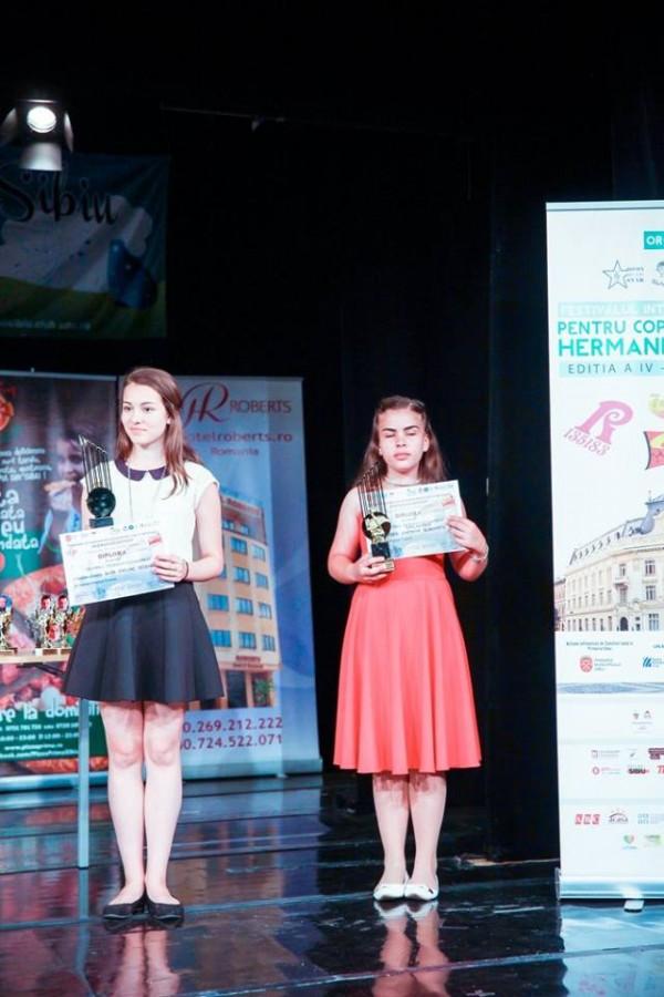 Trofeul HermannstadtFest pentru Secțiunea Muzică Ușoară rămâne la Sibiu