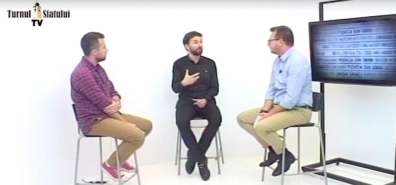 TSTV cu Octavian Saiu despre FITS: E unul dintre puținele contexte unde am auzit sponsori mulțumind celor pe care îi sponsorizează