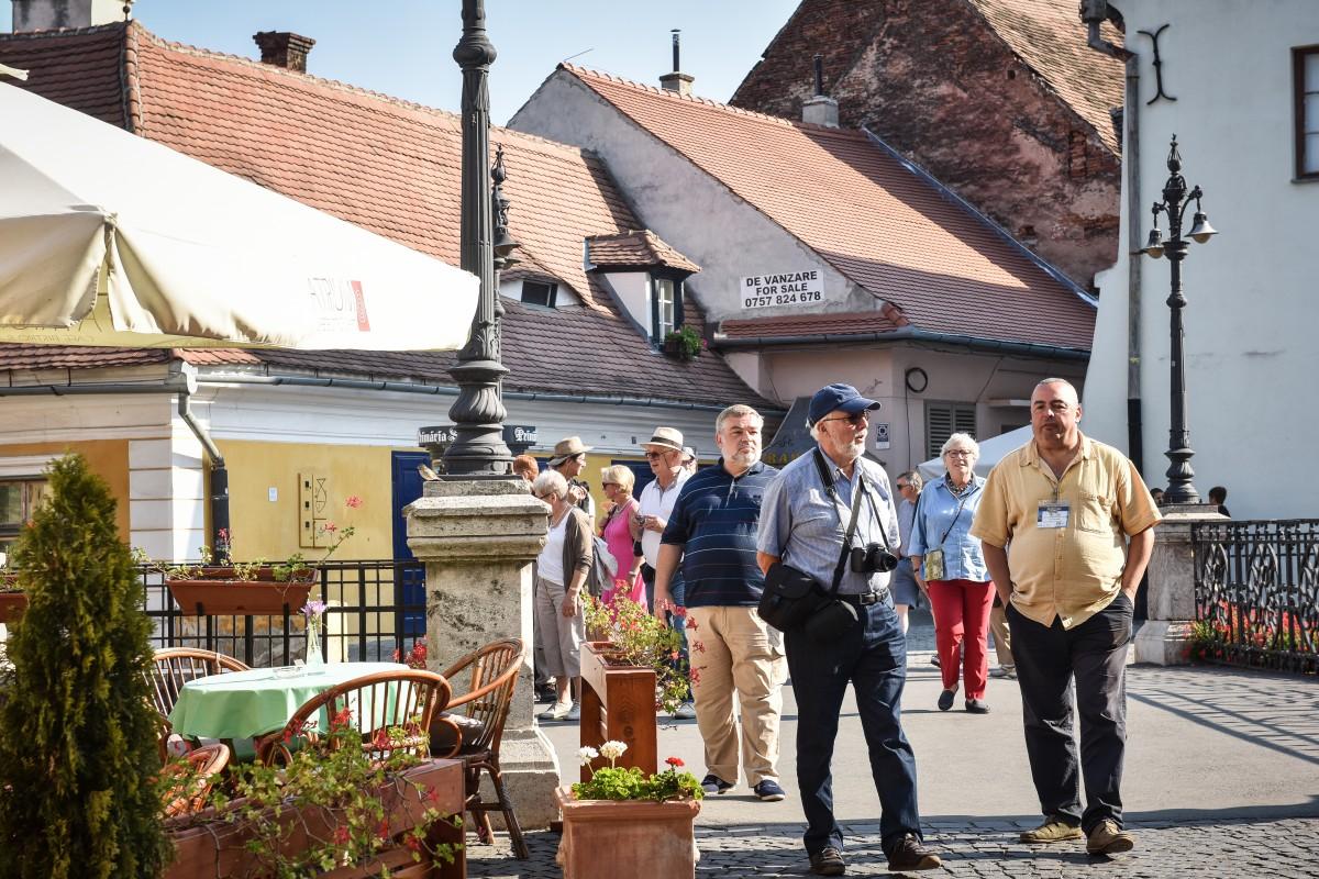 Turismul românesc în scădere. Mai puțini turiști, inclusiv în Sibiu