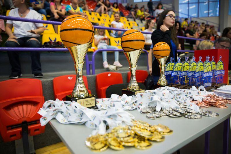 Turneul Final U18M: BC CSU Sibiu a ratat podiumul