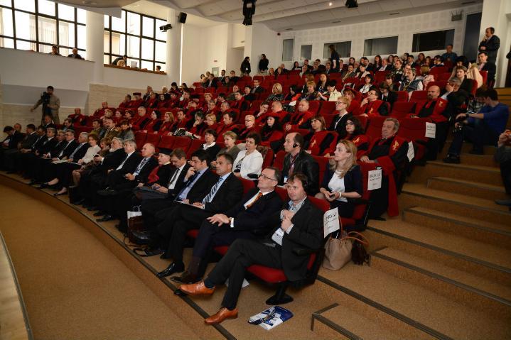 Începe Sibiu Capitală Universitară Europeană. ULBS celebrează 10 ani de educație prin cultură aducând peste 120 de invitați de marcă la Sibiu