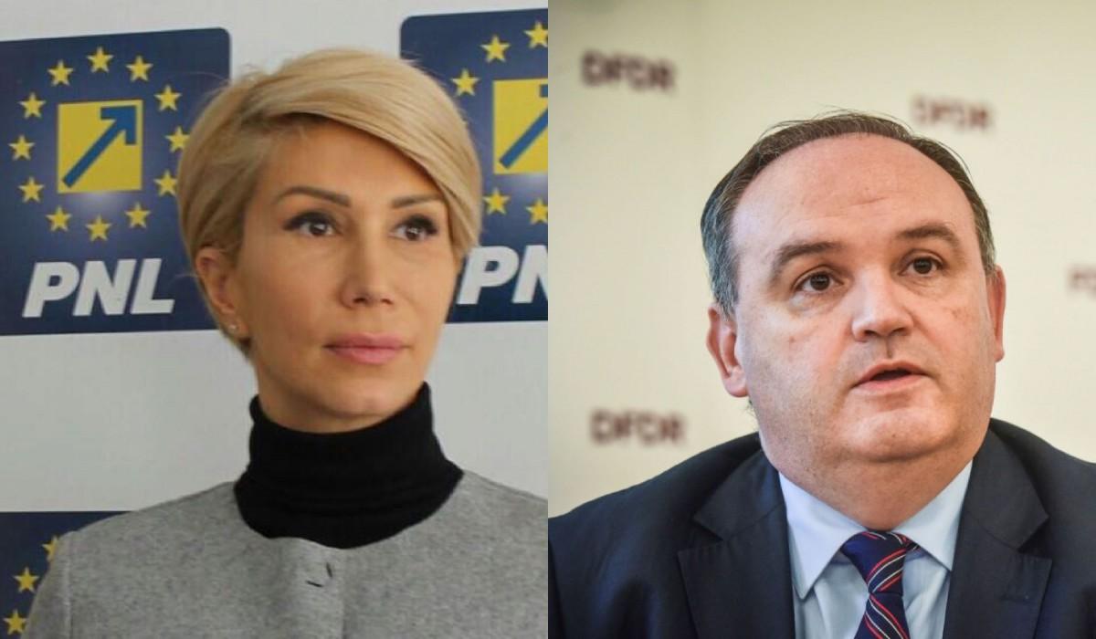 """Ganț și Turcan cer demisia lui Darius Vâlcov. """"Dacă Dăncilă nu-l demite, înseamnă că e părtașă!"""""""