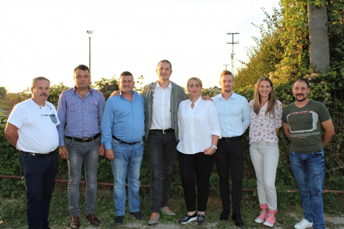 USR a deschis filială în Tălmaciu. Cine sunt liderii?