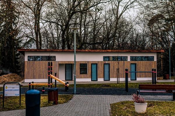 Exemplu de civilizație în Sibiu: Investiție publică vandalizată în nici 24 de ore