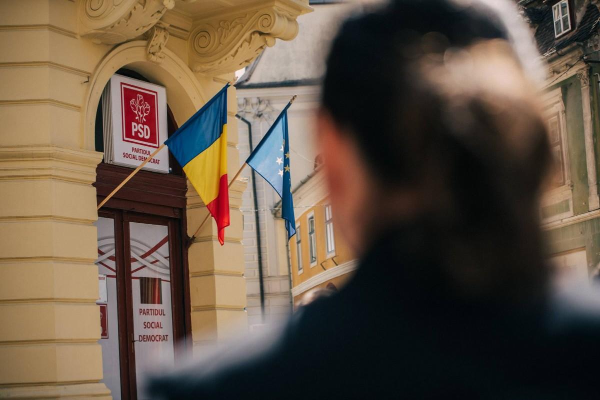Cei mai activi activiști din țară vin la Sibiu. Vor protesta în fața sediului PSD