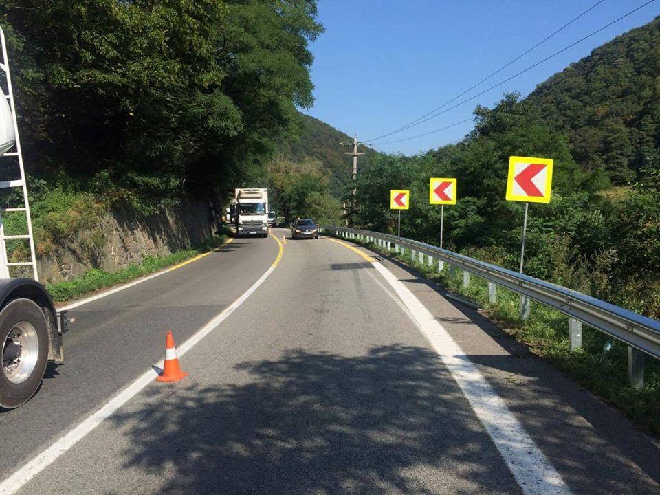 Restricții de circulație pe Valea Oltului și pe autostrăzi, în vacanța de Sf. Maria