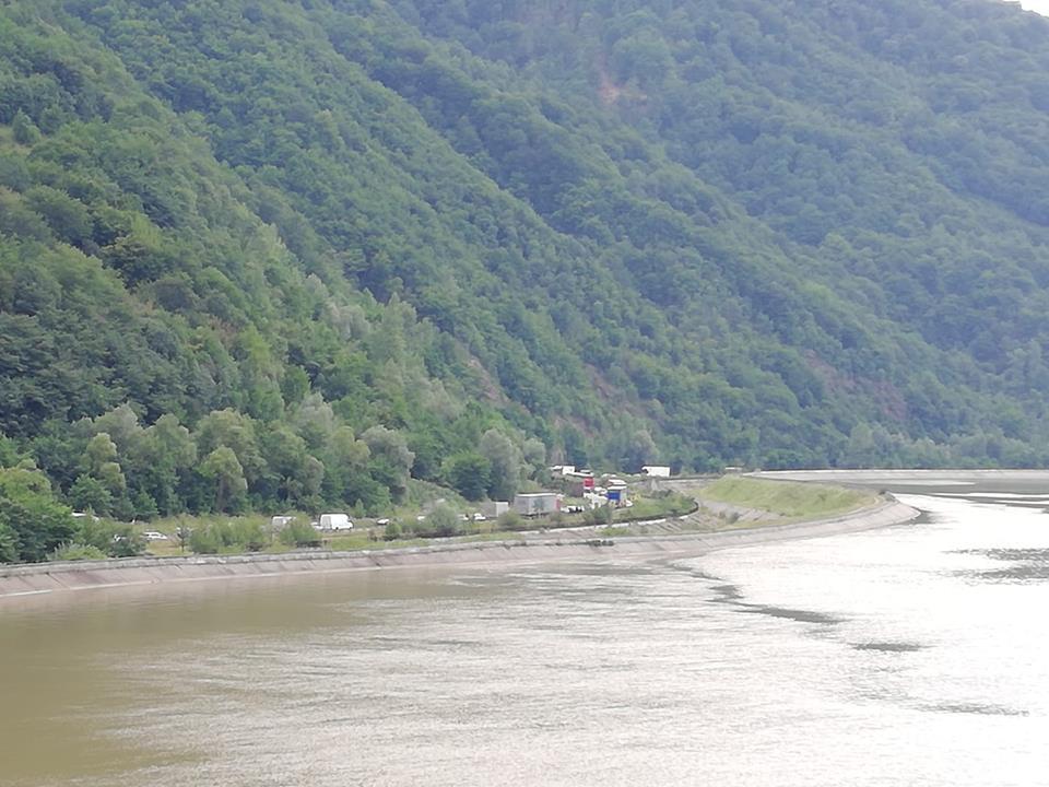 Pericol de inundații pe râul Olt