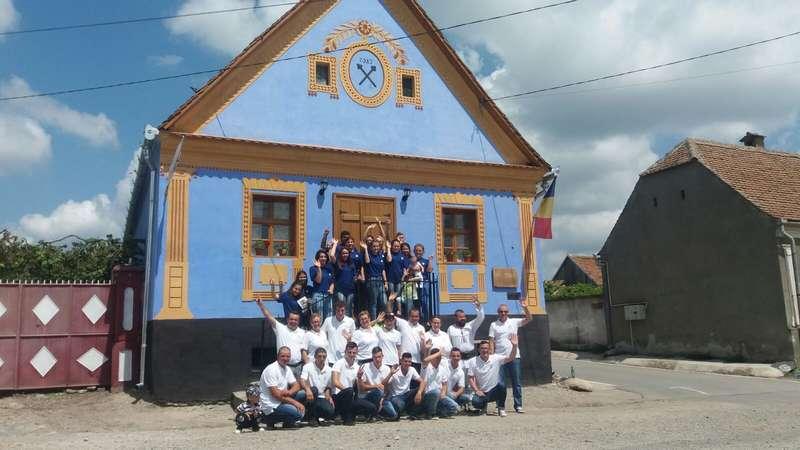 Managerul Muzeului ASTRA aleargă la Maratonul Sibiului pentru o bibliotecă