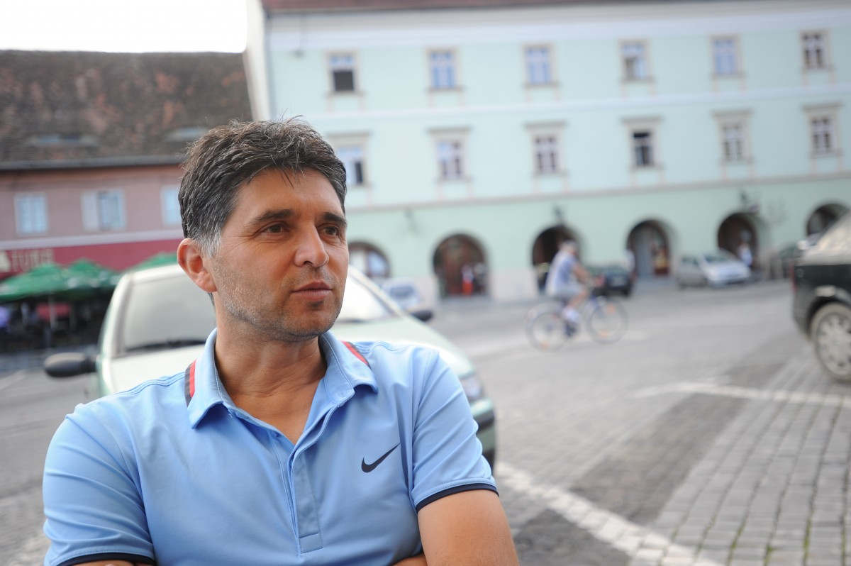 Sibianul Marius Vecerdea, propus la președinția Federației Române de Tenis
