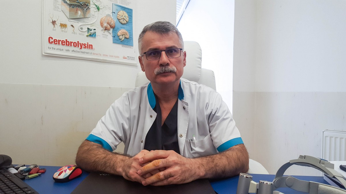 Dr. Vicențiu Săceleanu, ales vicepreședinte al Societății Române de Neurochirurgie