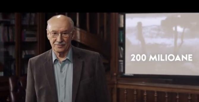 Victor Rebengiuc împlinește astăzi 85 de ani