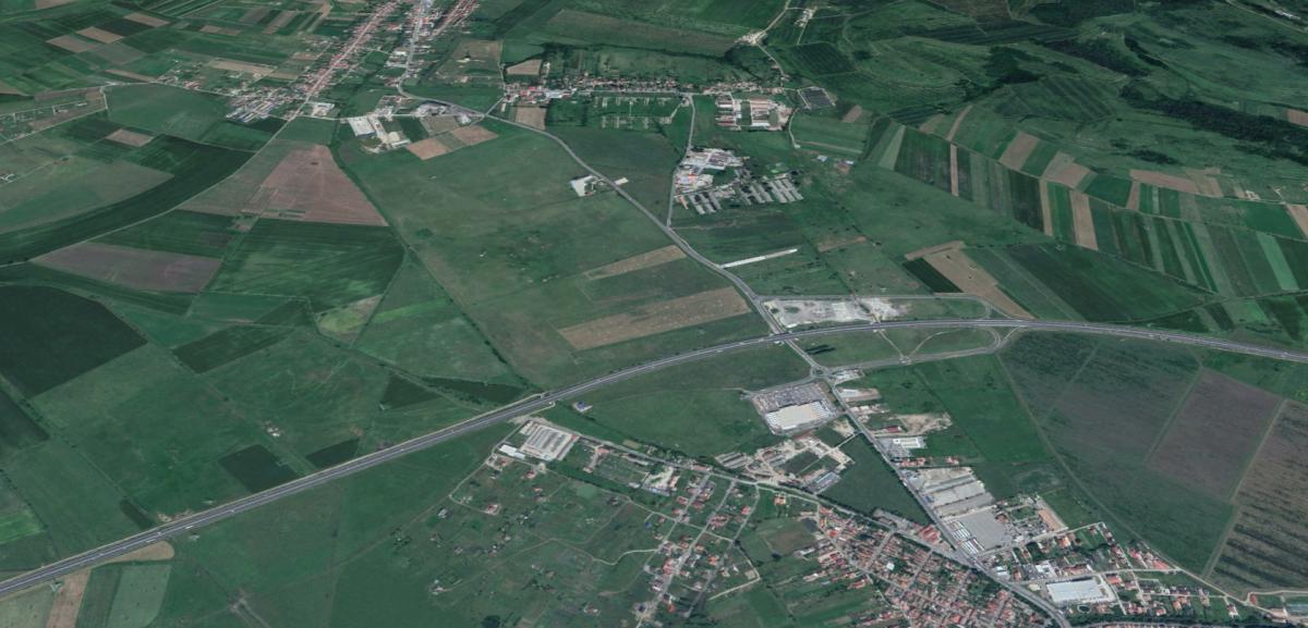 """Viitorul pol de dezvoltare imobiliară al Sibiului. """"Aparent, zona este în dezavantajul investitorilor"""""""