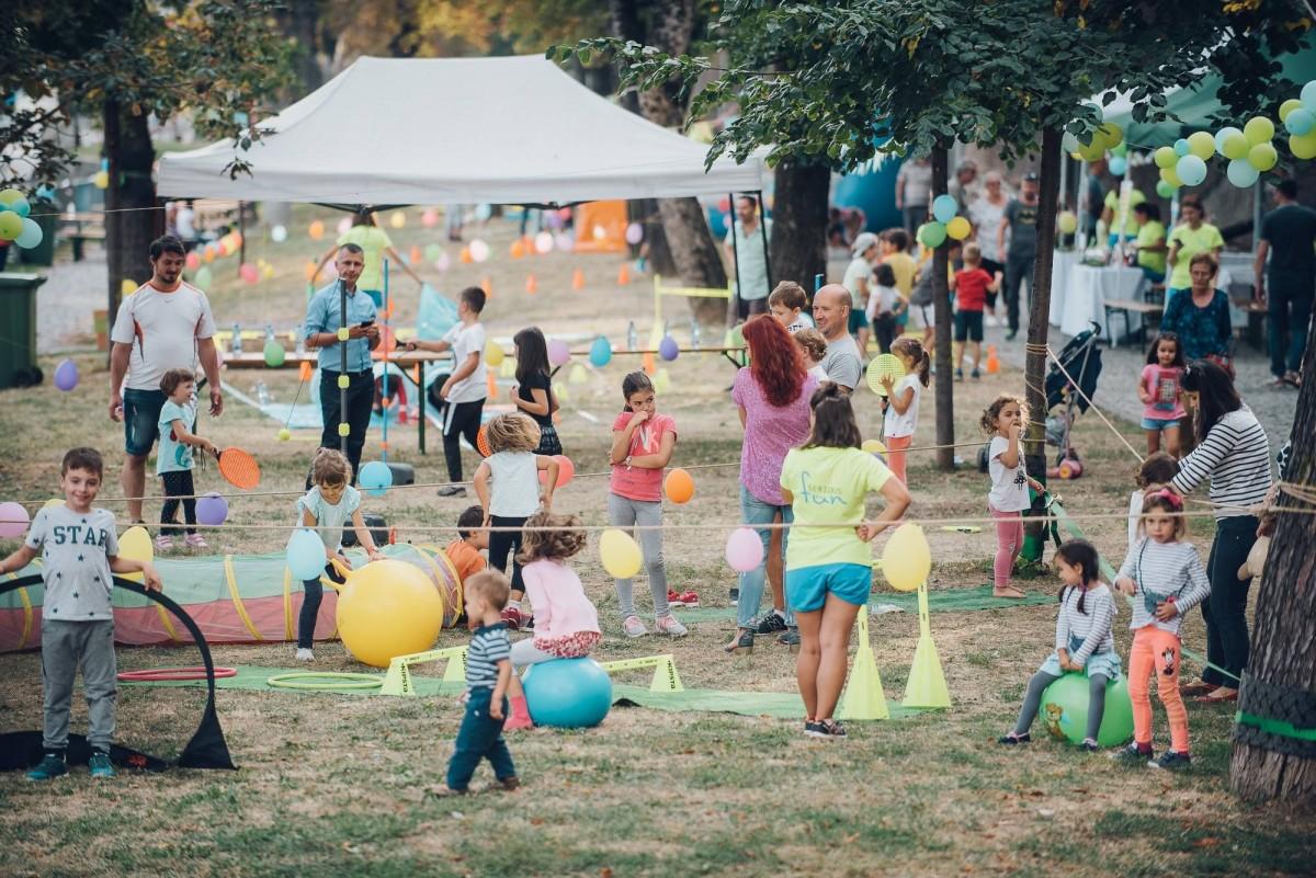 Concerte de top la VINO - Festival de Gastronomie Urbană, în Parcul Tineretului