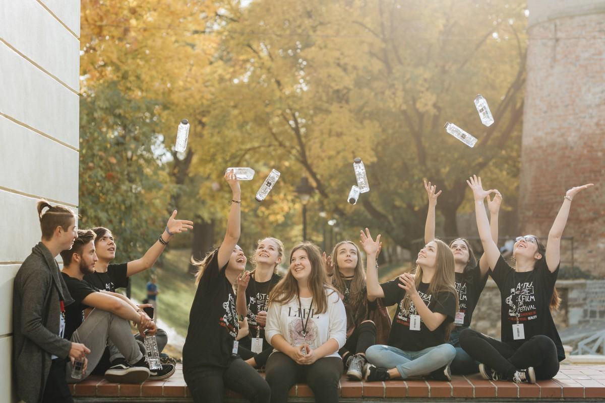 Astra Film Festival caută voluntari