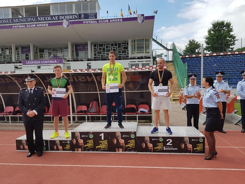 Locul Ila Competiția Națională de Atletism și Cros ajunge din nou la ISU Sibiu