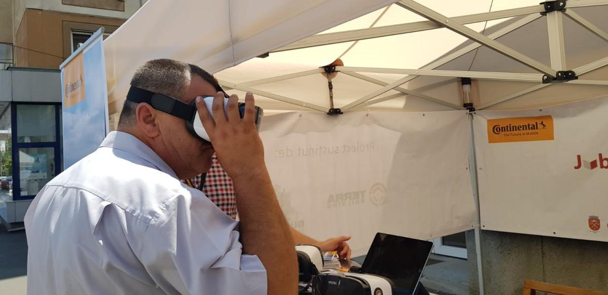Job-urile Hi-Tech ajung vineri în cartierulȚiglari