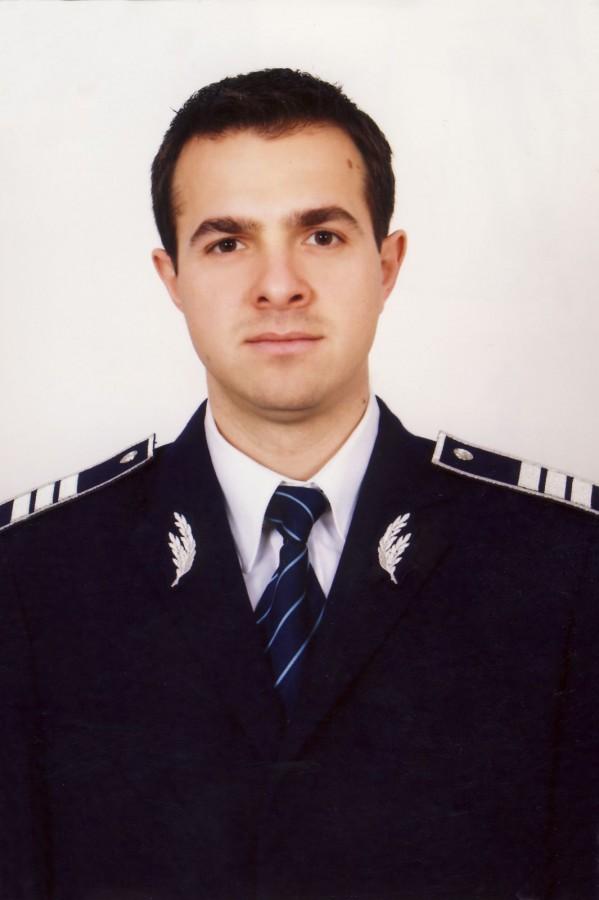 In memoriam Lucian Gancea. Slujbă de 7 ani de la moartea polițistului