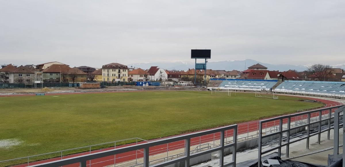 Va fi gata stadionul în martie? Birț: E mult mai multă forfotă