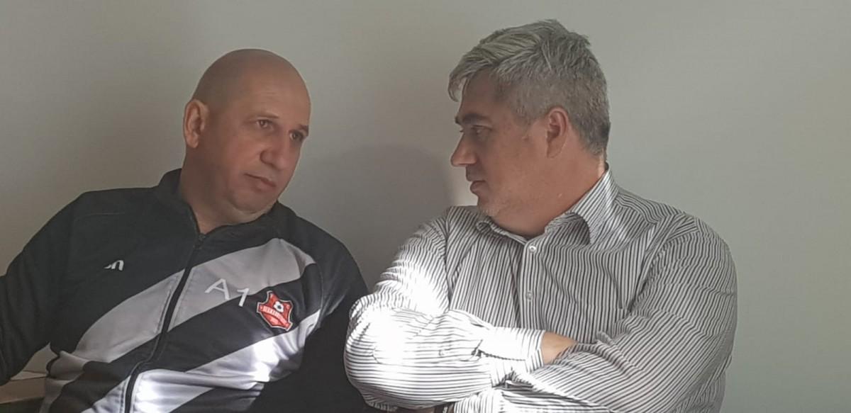 Președintele FC Hermannstadt se plânge de arbitraje înaintea meciului cu Gaz Metan: N-am cerut niciodată altceva
