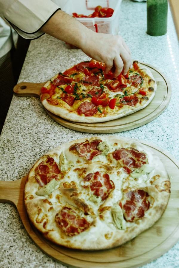 Pizza by Tango, cea mai bună pizza din centrul istoric. Pe încercate!