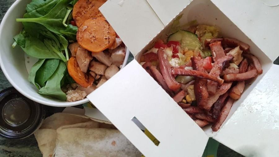 Salad Box-mâncarea aproape perfectă pentru o zi toridă de vară