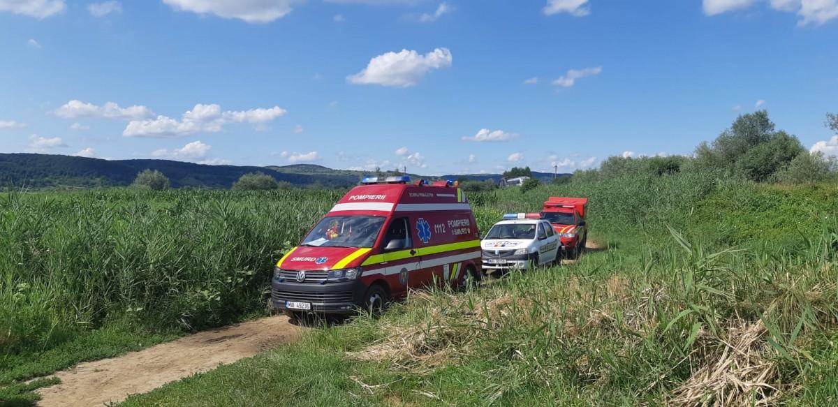 Un bărbat a supraviețuit după ce a fost lovit de tren, la ieșirea din Avrig