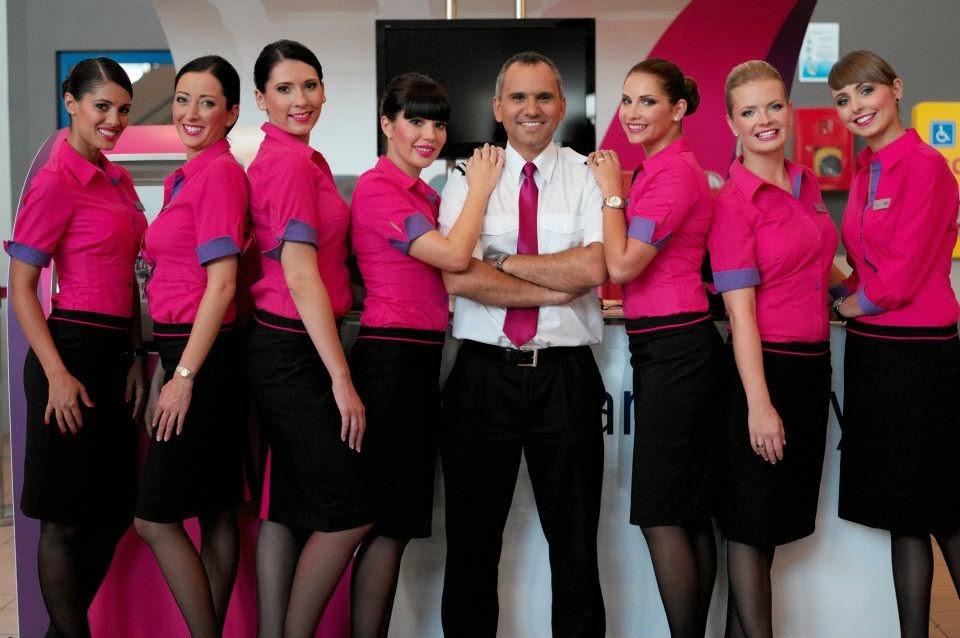 Wizz Air face angajări la Sibiu. Ce condiții pune compania