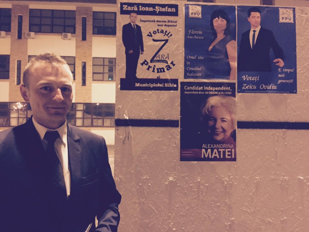 Prima oră de campanie electorală. Și primii la start
