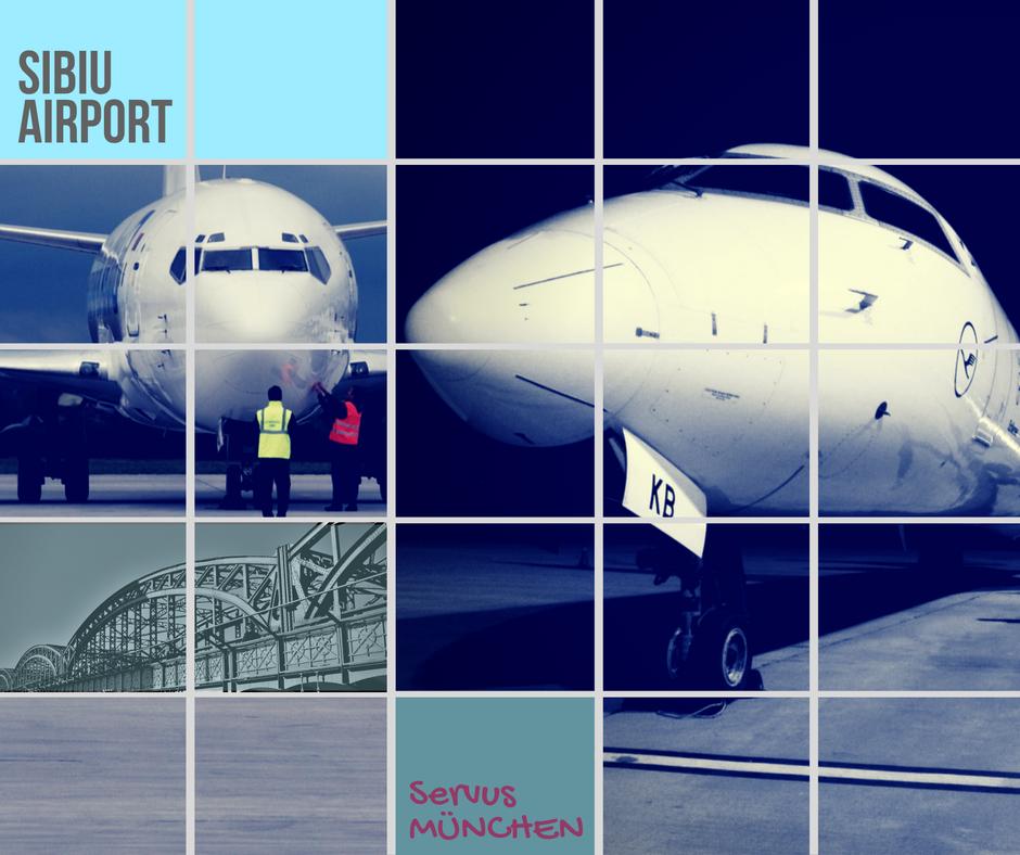 Lufthansa crește frecvența zborurilor de pe Aeroportul Sibiu