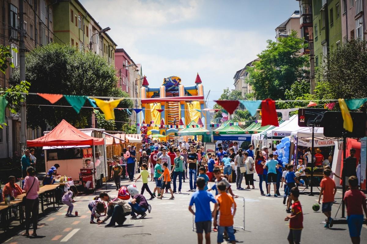 Zilele Vecinătății ajung în cartierul Ștrand, la finalul lunii iunie