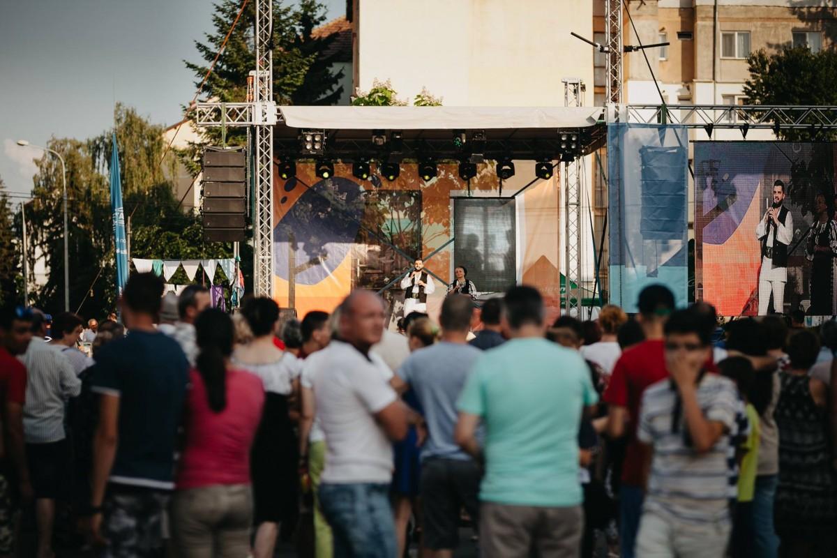 """Festivalul Zilele Vecinătății a scos """"Dioda"""" în stradă"""