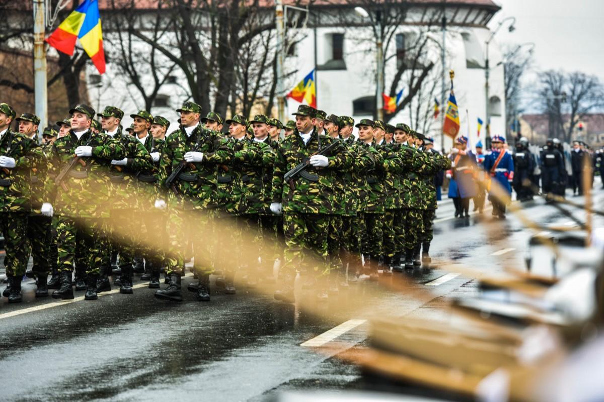 Programul activităților de 1 Decembrie, la Sibiu