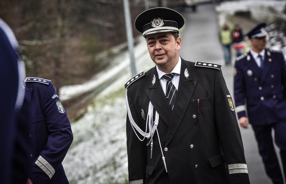 După șase luni, Tiberiu Ivancea revine la conducereaIPJ Sibiu