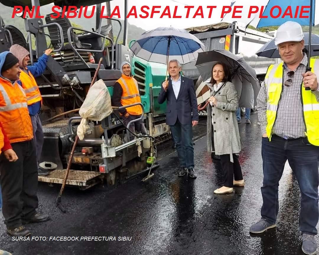 PSD Sibiu: Nici măcar noi nu îi bănuiam pe fruntașii PNL Sibiu de atâta prostie!