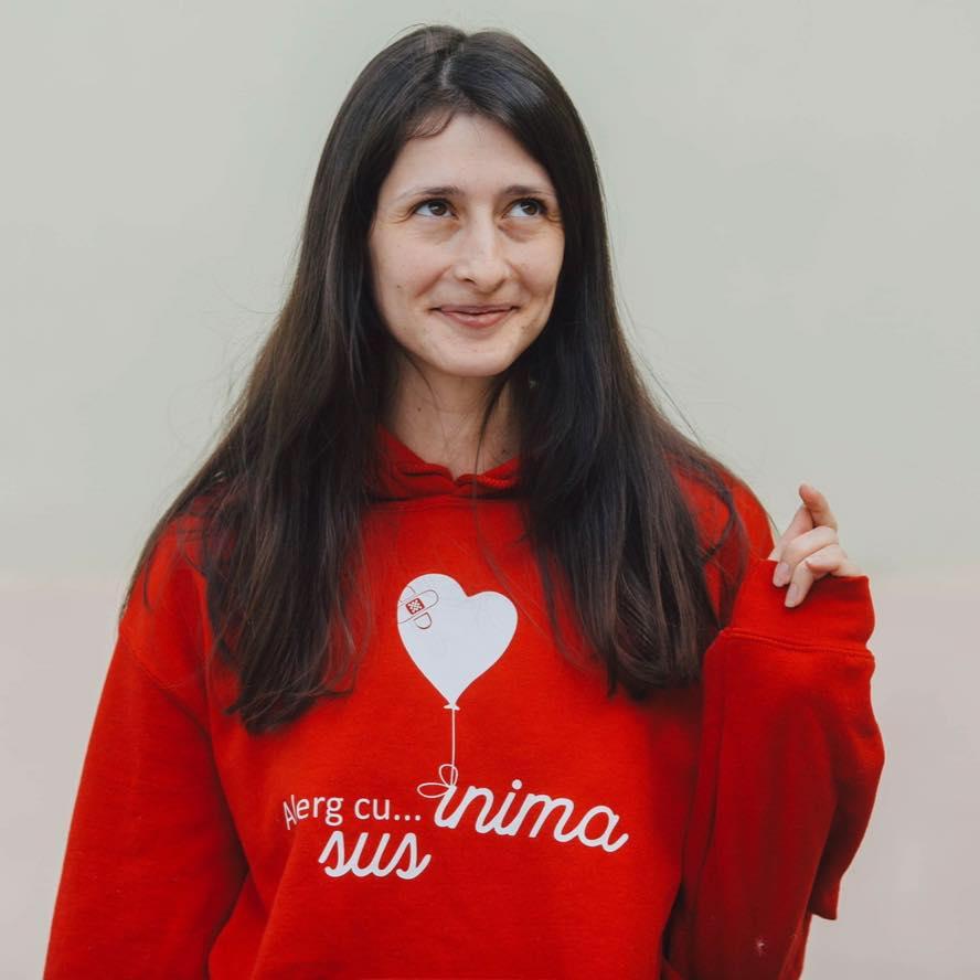 """Carmen Chindriș, președinta Asociației Sus Inima, finalistă la Gala Premiilor Matei Brâncoveanu. """"Sunt cu lacrimi în ochi"""""""