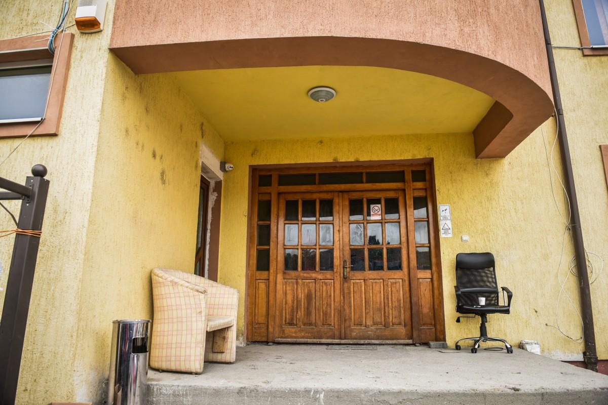 Egiptenii abandonați la Sibiu s-au săturat de ospitalitatea românească