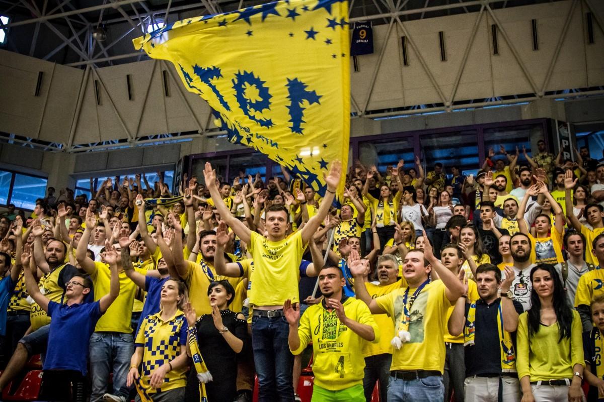 BC CSU Sibiu se revanșează față de abonați, după ce sezonul de baschet a fost încheiat de FRB