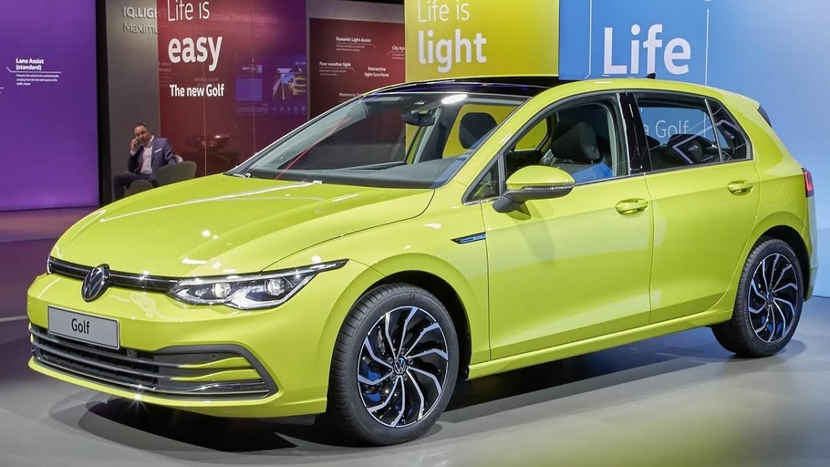 Volkswagen a oprit vânzările Golf 8 după ce a apărut o problemă