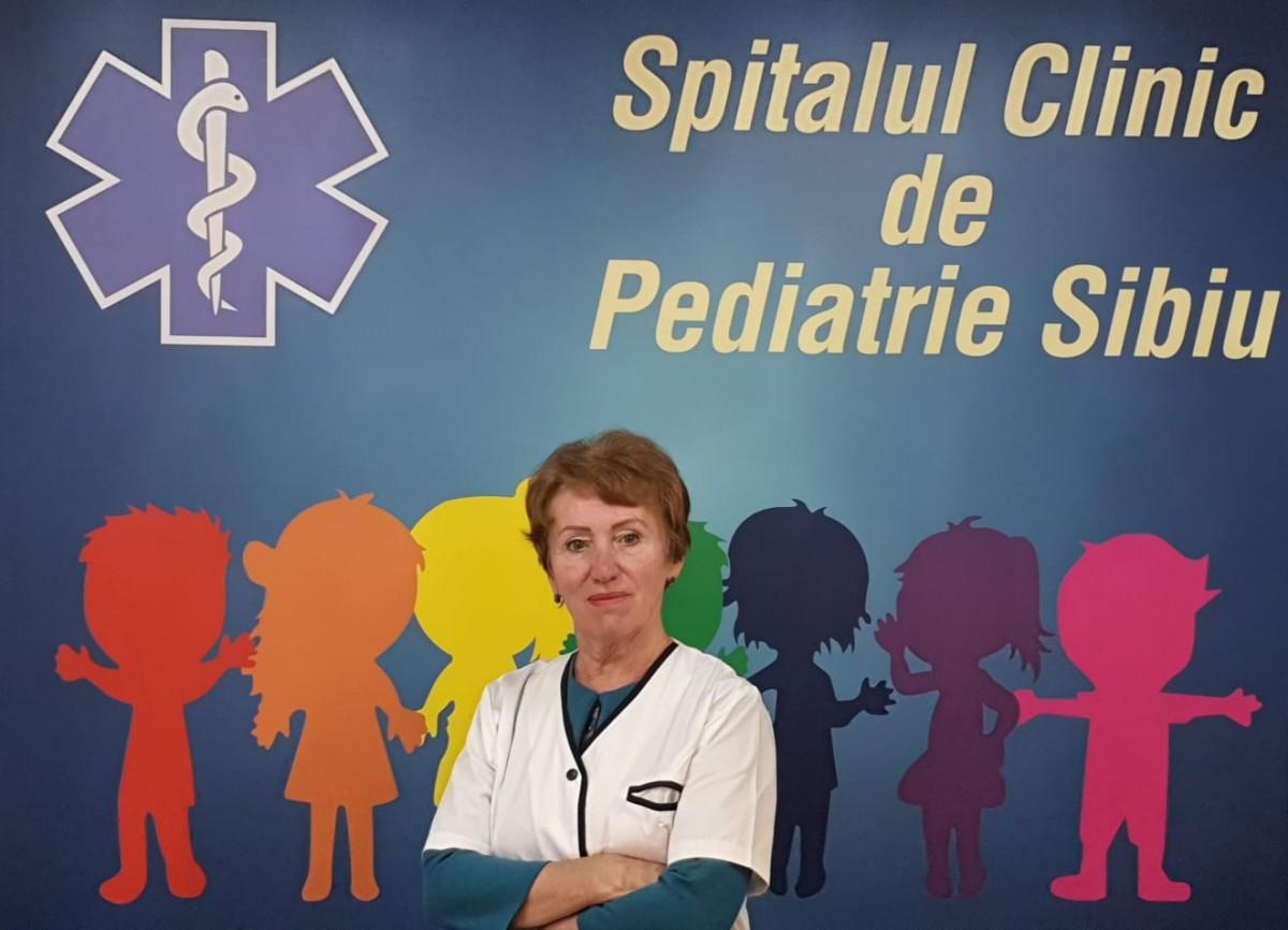 Interviu cu Dr. Camelia Grigore, managerul Spitalului de Pediatrie: În această perioadă cel mai greu de gestionat a fost frica
