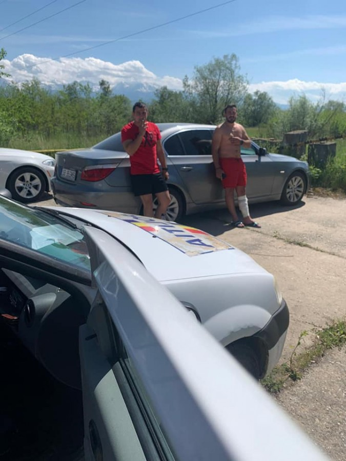 Fiul unui primar sibian, prins la pescuit ilegal pe Olt