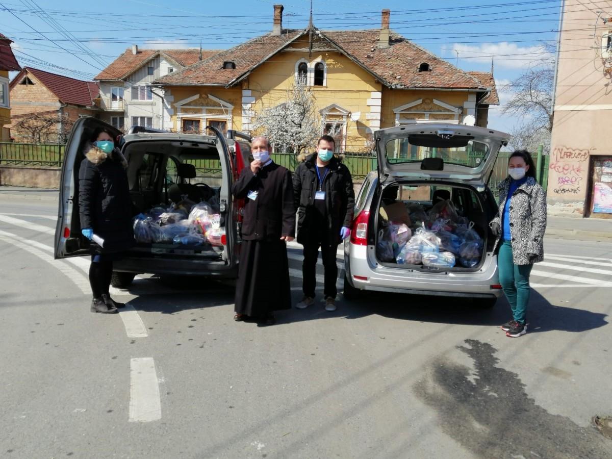 Arhiepiscopia Sibiului a acordat ajutoare de peste 2.500.000 de lei în vreme de pandemie
