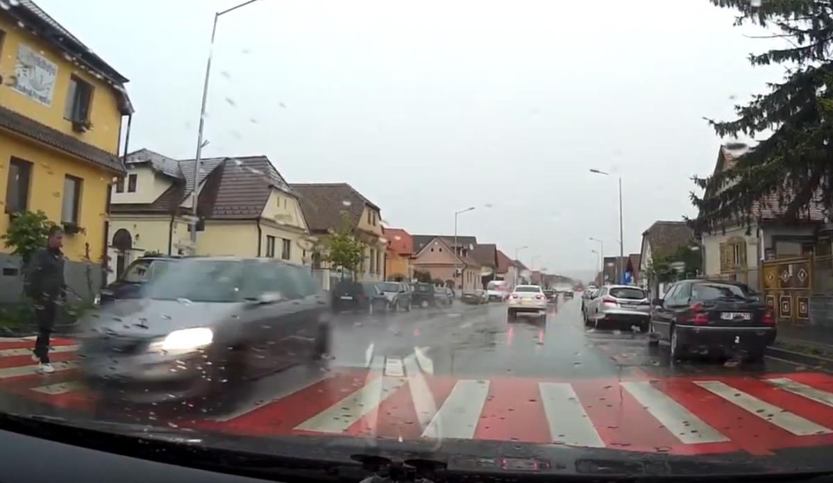 IPJ Sibiu: Polițiștii rutieri consideră participanții la trafic drept parteneri