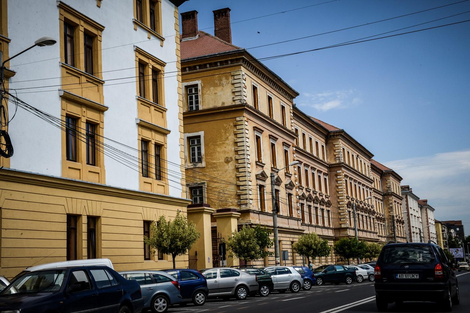 Terenuri de tenis și squash pe Calea Dumbrăvii, pentru militarii NATO
