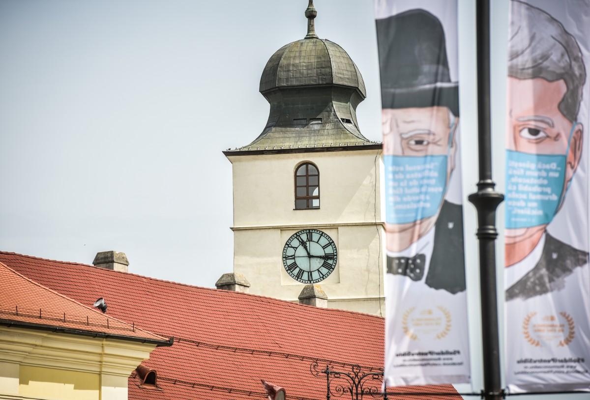 """Turiștii străini au renunțat la Sibiu. """"Sezonul 2020 e compromis total"""""""