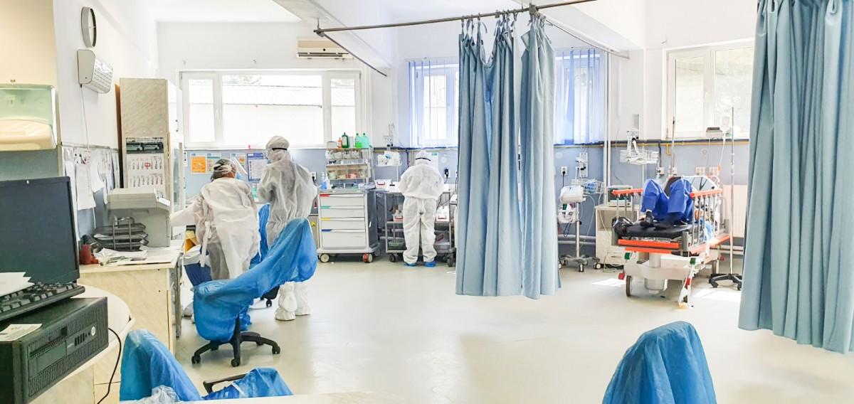 Peste 770 de persoane din sistemul sanitar sibian vor primi stimulent de risc în valoare totală de 1,9 milioane de lei