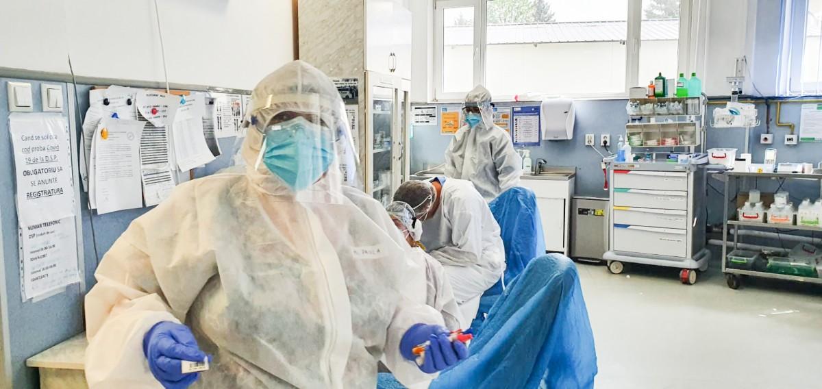 Coronavirus, Sibiu. Trei cazuri noi, nouă persoane vindecate