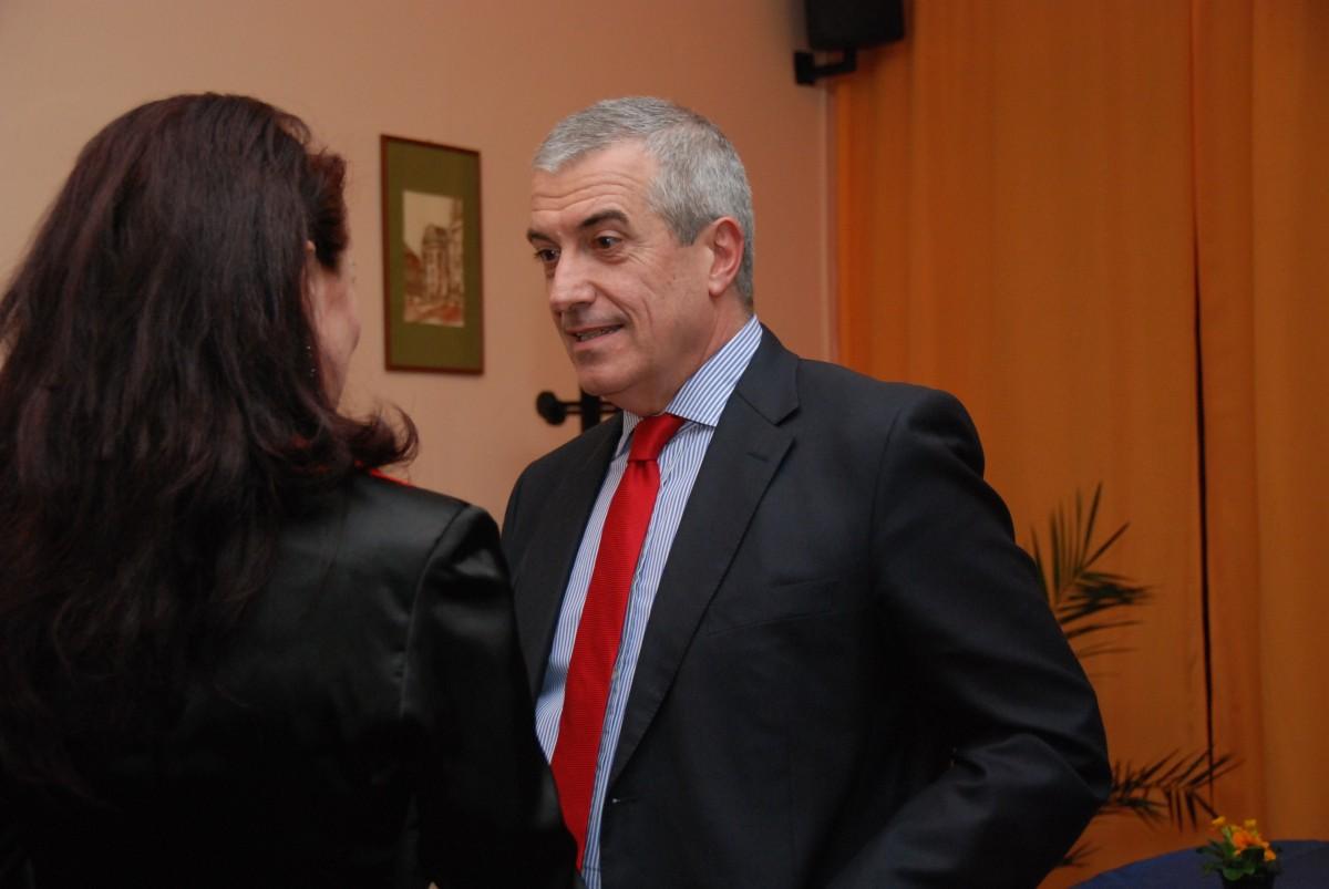"""Călin Popescu Tăriceanu, amendat de CNCD pentru că l-a numit """"Fuhrer"""" pe președintele Klaus Iohannis"""