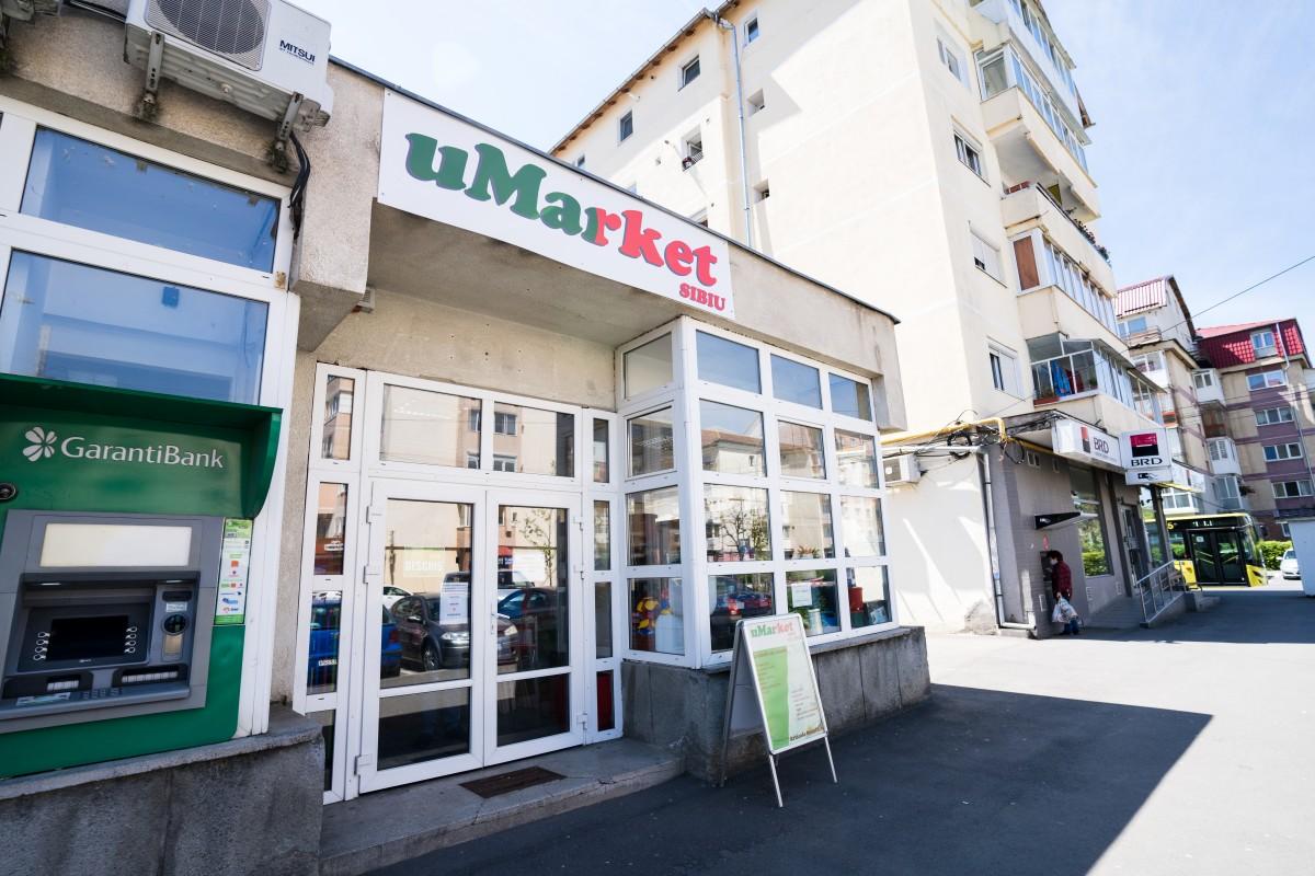 uMarket – Magazinul sibian unde găsești tot ce ai nevoie pentru acasă
