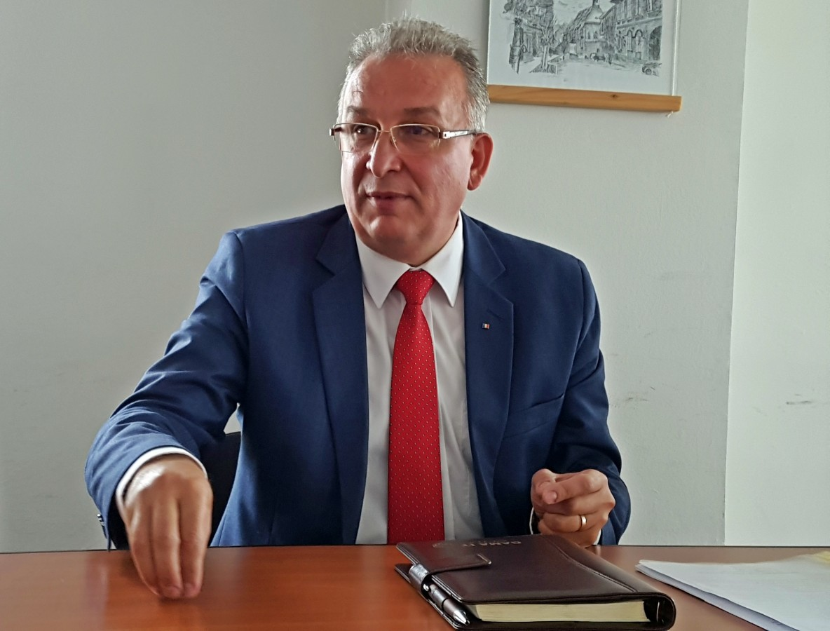 Interviu cu Vasile Spinean, directorul schimbat al CJAS. Urmează intrarea în politică și alegerile?